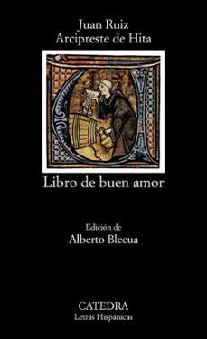 libro del buen amor (6ª ed.)-arcipreste de hita-9788437610115