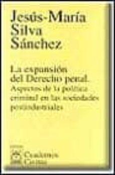 Javiercoterillo.es La Expansion Del Derecho Penal: Aspectos De La Politica Criminal En Las Sociedades Postindustriales Image