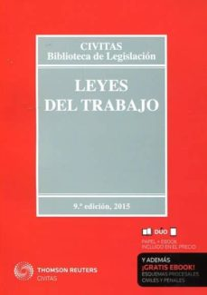 Colorroad.es Leyes Del Trabajo (9ª Ed.) (Duo) Image
