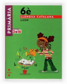 Iguanabus.es Llengua Catalana Llegir Projecte 3.16 6º Primaria Image