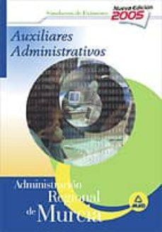 Chapultepecuno.mx Auxiliares Administrativos De La Administracion Regional De Murci A: Simulacros Examen Image