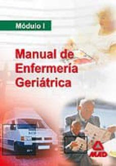 Padella.mx Manual De Enfermeria Geriatrica. Modulo I Image