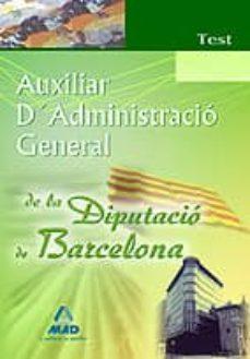 Viamistica.es Auxiliar D Administracio General De La Diputacio De Barcelona (Te St) Image