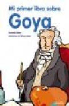 Cdaea.es Mi Primer Libro Sobre Goya Image