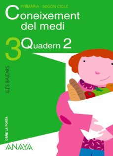 Costosdelaimpunidad.mx Coneixement Del Medi 3 (Quadern 2) (Illes Balears) Image