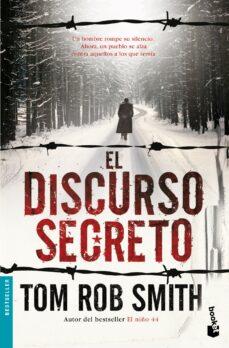 EL DISCURSO SECRETO | TOM ROB SMITH | Comprar libro