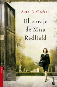 el coraje de miss redfield-ana r. cañil-9788467040715