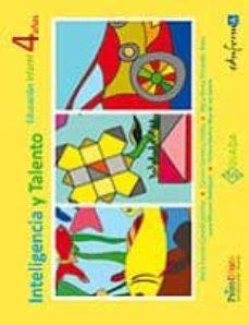 Vinisenzatrucco.it Inteligencia Y Talento. Cuadernillo De Educacion Infantil 4 Años Image