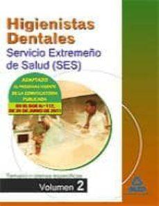 Ojpa.es Higienistas Dentales Del Servicio Extremeño De Salud (Ses). Temar Io Materias Especificas Volumen Ii Image
