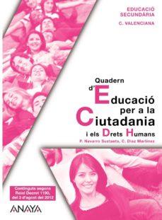 Colorroad.es Quadern D Educació Per A La Ciutadania I Els Drets Humans. Comunidad Valenciana Image