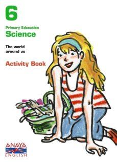 Inmaswan.es Science 6. Activity Book. Image