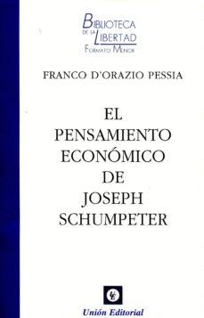 el pensamiento economico de joseph schumpeter-franco dorazio pessia-9788472096615