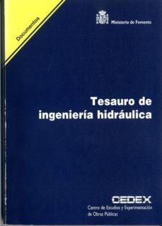 Curiouscongress.es Tesauro De Ingenieria Hidraulica Image