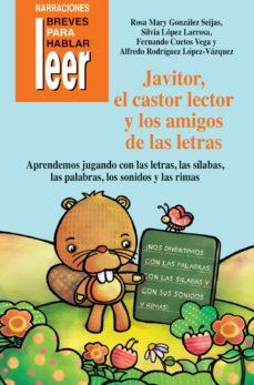 Chapultepecuno.mx Javitor, El Castor Lector Y Los Amigos De Las Letras. Image