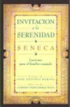 invitacion a la serenidad-lucio anneo seneca-9788478806515