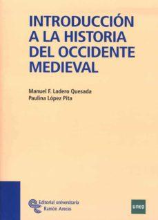 Encuentroelemadrid.es Introduccion A La Historia Del Occidente Medieval Image