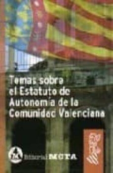 Vinisenzatrucco.it Temas Sobre El Estatuto De Autonomia Comun Valenciana Image