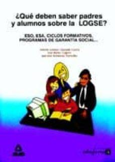 Inmaswan.es Lo Que Los Padres Deben Saber De La Logse Image