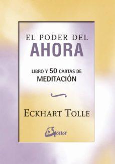 Permacultivo.es El Poder Del Ahora: 50 Cartas De Meditacion Image