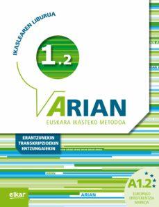 Amazon mira el descargador de libros ARIAN A1.2 IKASLEAREN LIBURUA CD Y ERANTZUNAK
