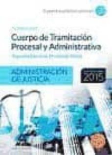 Inmaswan.es Cuerpo De Tramitación Procesal Y Administrativa De La Administración De Justicia. Supuestos Prácticos. Volumen Iii. Image