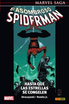 el asombroso spiderman 2: hasta que las estrellas se congelen-joe michael straczynsky-john jr. romita-9788490945315