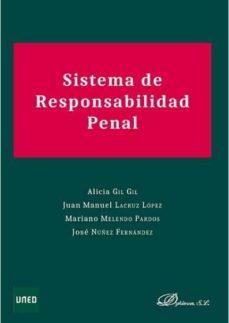 Descargar SISTEMA DE RESPONSABILIDAD PENAL gratis pdf - leer online
