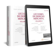 civitas lecciones de derecho mercantil (vol. ii) (15ª ed.)-aurelio menendez-angel rojo-9788491528715
