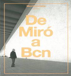 de miró a barcelona-9788494253515