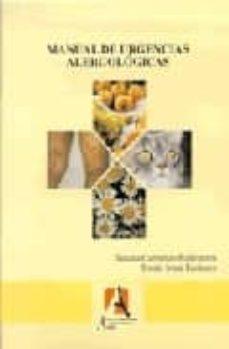 Descargas gratuitas de libros electrónicos para iPhone MANUAL DE URGENCIAS ALERGOLOGICAS FB2 CHM DJVU de SUSANA CABRERIZO BALLESTEROS, TOMAS MATE ENRIQUEZ