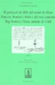 Encuentroelemadrid.es Protocol De 1850 Del Notari De Reus F. Sostres I Soler (2 Vol.) Image