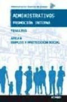 Geekmag.es Administrativos Estado Promocion Interna. Area Ii: Empleo Y Prote Ccion Social: Temario Image