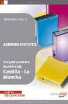 Alienazioneparentale.it Administrativos Corporaciones Locales Castilla-la Mancha. Temario Vol. Ii Image