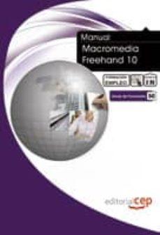 Inmaswan.es Manual Macromedia Freehand 10. Formacion Para El Empleo Image