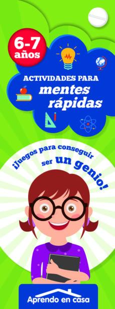 Inmaswan.es Actividades Para Mentes Rápidas (6-7 Años) Image
