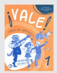 ¡VALE! 1 - LIBRO DE ACTIVIDADES - VV.AA. | Triangledh.org