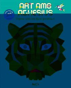 Relaismarechiaro.it Art Amb Adhesius - Tigre Image