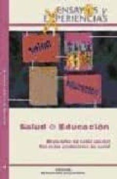 Descargar libros de texto en pdf gratis SALUD-EDUCACION (T. 45) MOBI PDB PDF de GALENDE ET AL. 9789875380615 (Spanish Edition)