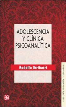 Vinisenzatrucco.it Adolescencia Y Clinica Psicoanalitica Image