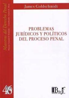 Colorroad.es Problemas Juridicos Y Politicos Del Proceso Penal Image