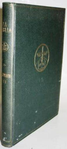 Mrnice.mx La Bíblia. Il-lustració Pels Monjos De Montserrat. Xxv-3 Els Nombres - El Deuteronomi Image