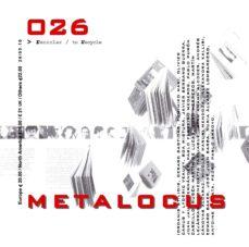 Mrnice.mx Metalocus Nº 26 (Bilingüe Español-ingles) (Mayo 2010) Image
