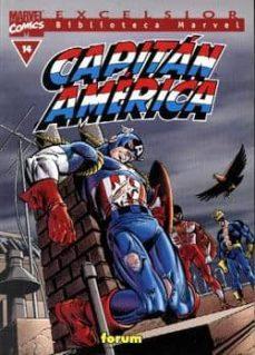 Enmarchaporlobasico.es Capitan America Nº 14 (Biblioteca Marvel) Image