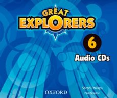 Carreracentenariometro.es Great Explorers 6 Class Cd (3) Image