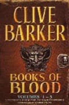 books of blood first omnibus-clive barker-9780751510225