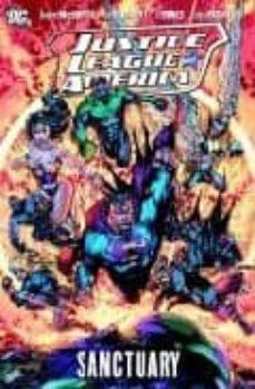 Bressoamisuradi.it Justice League Of America Vol. 4: Sanctuary Image