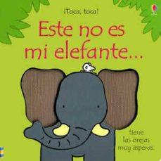Valentifaineros20015.es Este No Es Mi Elefante Image