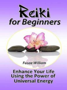 reiki for beginners (ebook)-fusae william-9781456613525