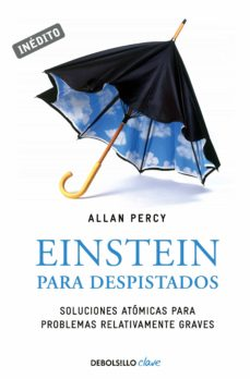 einstein para despistados (genios para la vida cotidiana) (ebook)-allan percy-9786073180825