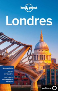 Lofficielhommes.es Londres (6ª Ed.) Lonely Planet 2012 Image